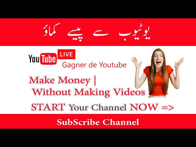 How To Make Money Without Making Videos | Example 2019-20