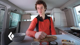 BD Athlete Adam Ondra: Cooking