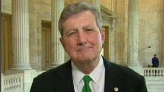 Sen. Kennedy: I don't agree with anything Chuck Schumer says