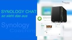 Synology Chat im Überblick - was kann die Software und wie sieht sie aus?