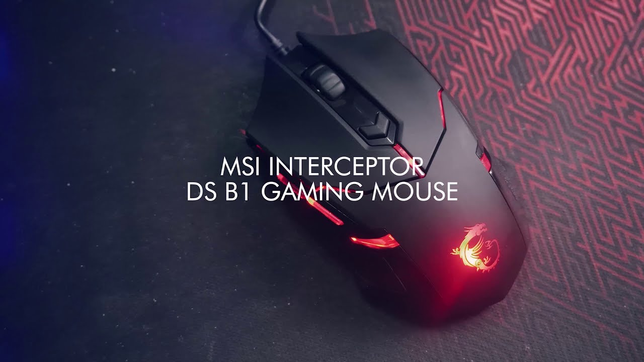 MSI Interceptor DS B1 Unboxing and Review