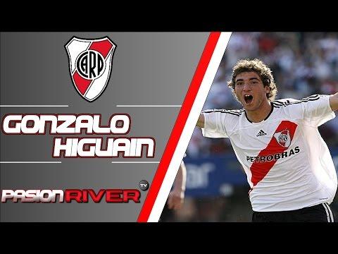 Gonzalo Higuain Ex-River Plate - [ Goles ] (HD)