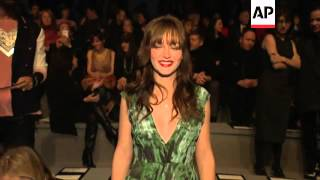 Viola Davis, Renee Zellweger attend designer