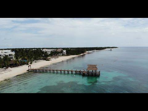 Re-apertura de Turismo en Cozumel