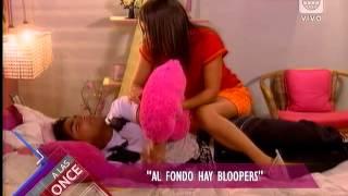 A las Once: Los bloopers de