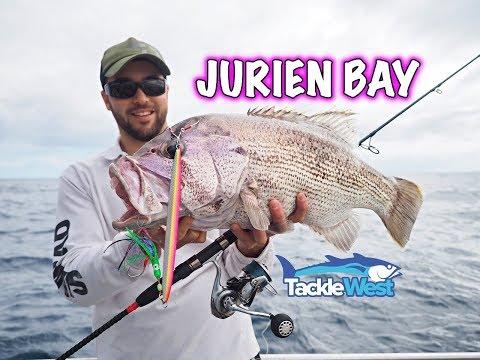 JURIEN BAY JIGGING - May 2019