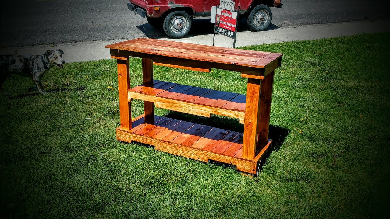 DIY Pinterest Pallet Wood Projects! - My Uses For Pallet ...