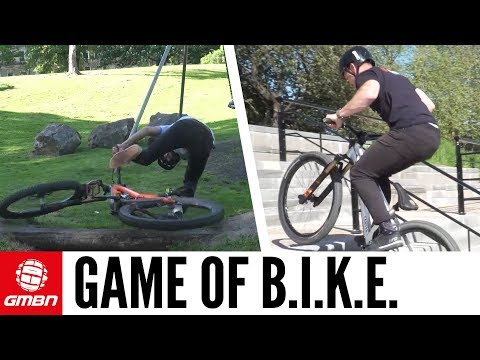 Game Of B.I.K.E. – Who's The Most Skilful GMBN Presenter