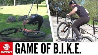 Game Of B.I.K.E. –Who's The Most Skilful GMBN Presenter