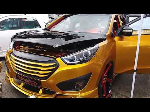 HYUNDAI TUCSON IX MODIFICADO