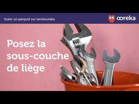 Isoler un parquet sur lambourdes (Ooreka.fr)