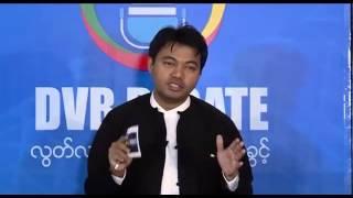 myanmar dvb debate national education act part 1