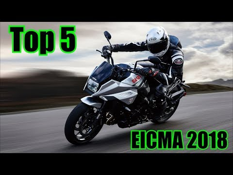 Top 5 Upcoming Bikes | 5 Moto che apetto per EICMA 2018