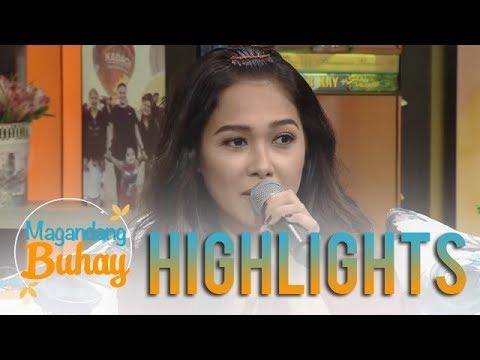 Magandang Buhay: Maja talks about Carlo Aquino's GGV interview