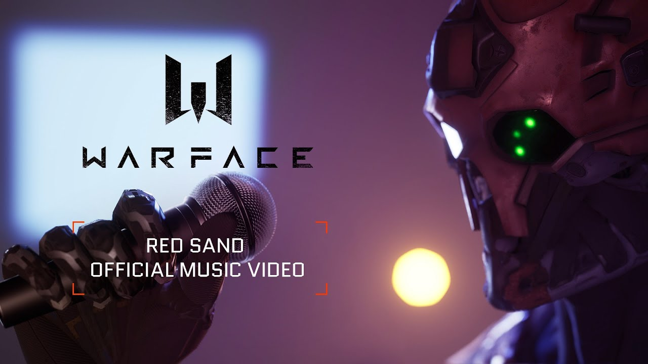 "Warface released new ""Red Sand"" OST music video"