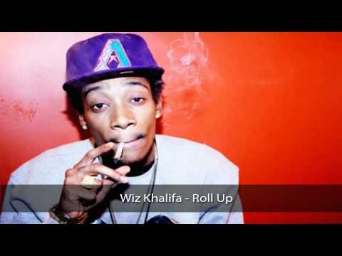 Wiz Khalifa - Roll Up (Download Link) HD