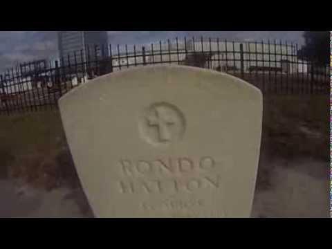 Rondo Hatton Gravesite @ American Legion Cemetery