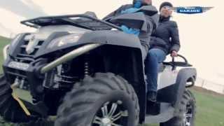 Тест-драйв квадроциклов CFMOTO(Мотосалон