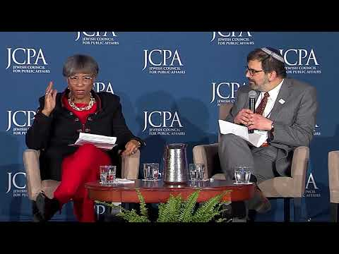 JCPA2020: Rebuilding The Black Jewish Alliance To Fight For A Better Country