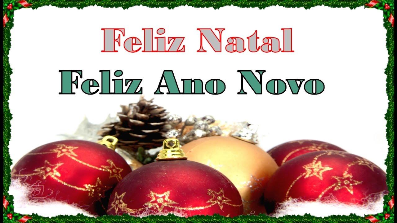 Mensagem De Natal Para Amigos: Mensagem De Natal E Ano Novo