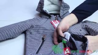 Утепленная куртка Reima Bisquit(Теплая и стильная куртка на межсезонье и холодную весну/осень от Reima - 80 грамм утеплителя - мембрана 10 000 мм..., 2016-02-10T12:33:30.000Z)