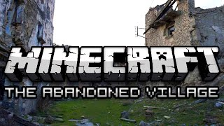 Minecraft: THE ABANDONED VILLAGE - Adventure Map