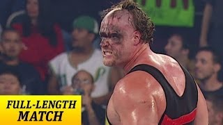 FULL-LENGTH MATCH - Raw - Triple H vs. Kane - Championship vs. Mask Match