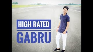 High Rated Gabru | Nawabzaade | Dance Choreography | By Akky