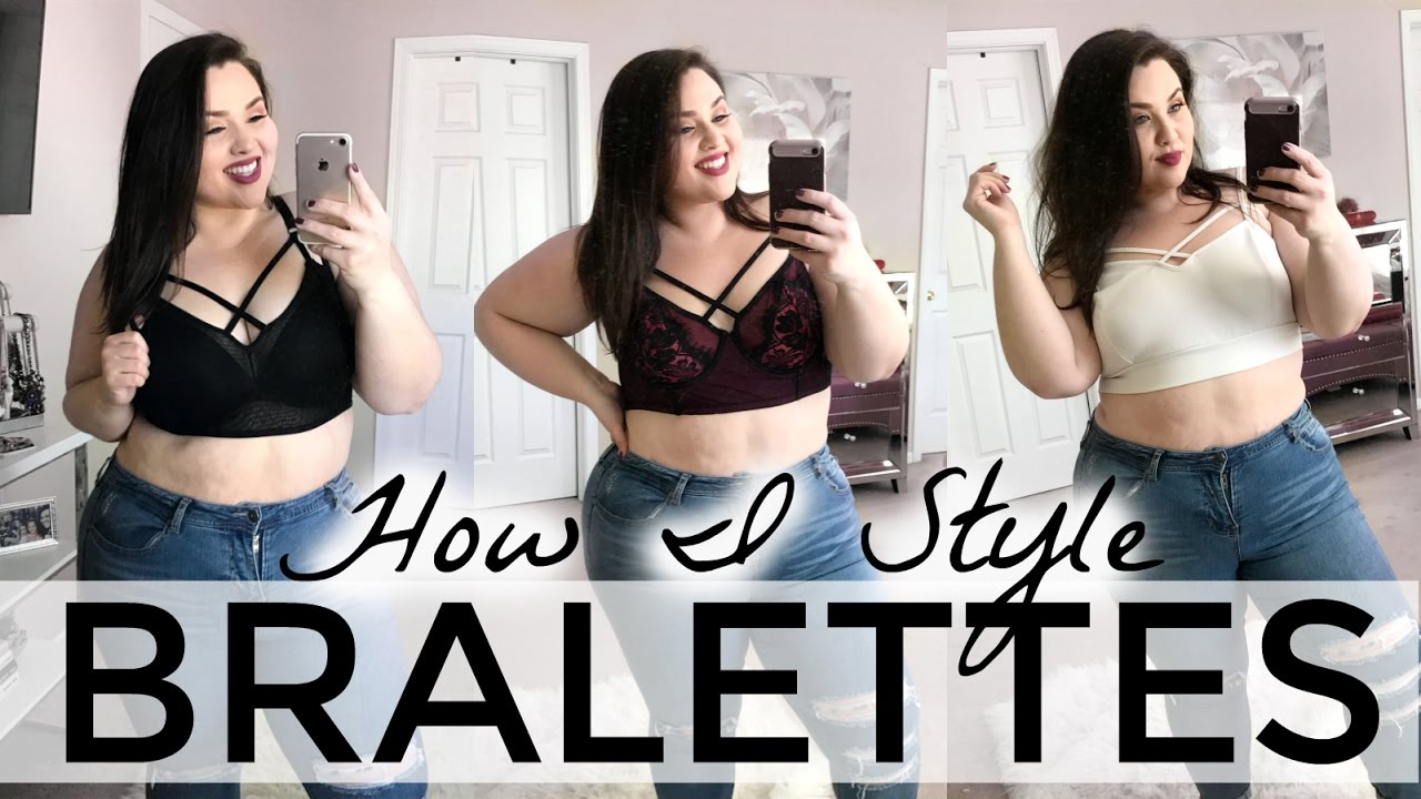 945ffca02f0 How I Style Bralettes
