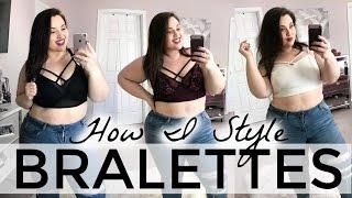Baixar How I Style Bralettes |Plus Size Fashion|