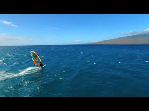 Wind Surfing Maui