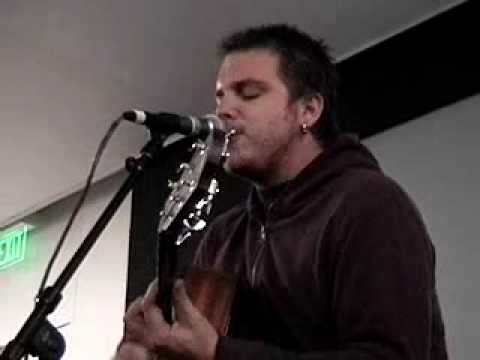 Thrice - The Artist In The Ambulance (Acoustic)