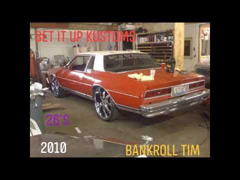 Cars with that KILLA custom suspensions by Bet It Up Kustoms