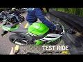 Test Ride - Kawasaki Ninja ZX-10R, Kejatohan Ranting :( #ikyciwirmotovlog