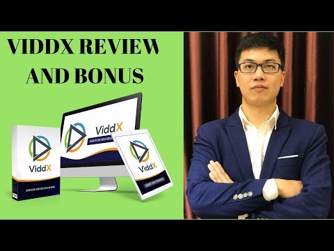 Viddx Review . http://bit.ly/2zsLjhc