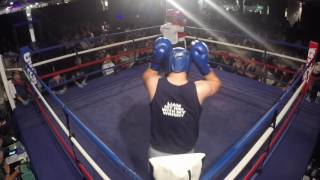 Ultra White Collar Boxing Doncaster | Fight 9