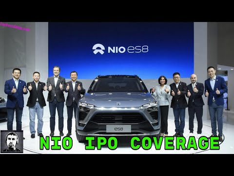 🏎️NIO Stock IPO Coverage 🏎️