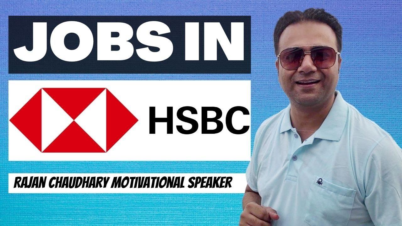 Jobs in HSBC | HSBC Jobs | Direct Company Jobs | Jobs in India | #indiajobs Jobs in Private Company