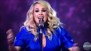"Carrie Underwood ""Love Wins"""