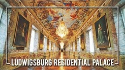 INSIDE the LUDWIGSBURG RESIDENTIAL PALACE | GERMANY