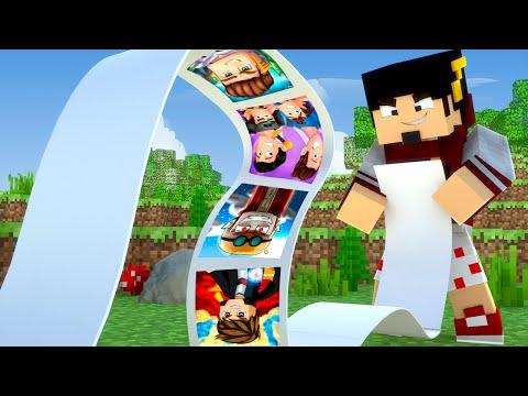 Minecraft: PROVA DIA 6 - LISTA DE MORTES ‹ AMENIC ›