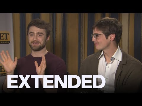 Daniel Radcliffe Reveals Who He Thinks Will Win 'The Bachelor' | EXTENDED