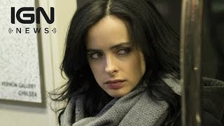 Netflix Releases a Ton of New Jessica Jones Images - IGN News