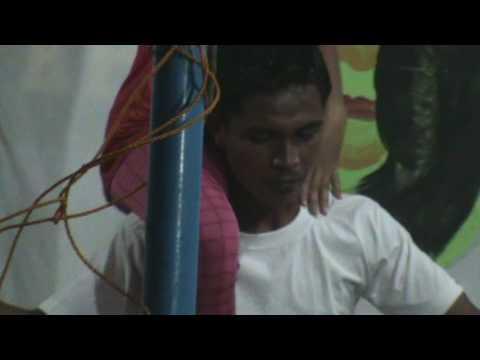 Balbalan, Kalinga Comediene Dancer. Simangon Cawas
