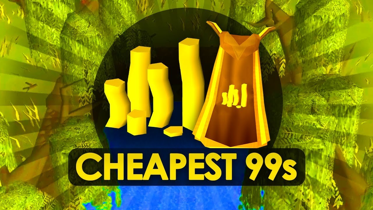 osrs the cheapest buyable
