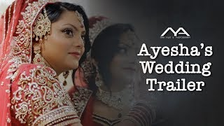 Asian Wedding Video | Bengali Wedding | Ayesha