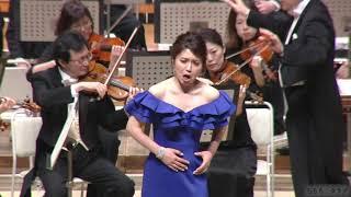 砂川涼子 Ryoko Sunakawa プッチーニ:歌劇『トスカ』から「歌に生き、愛に生き」