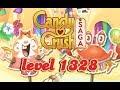 CANDY CRUSH SAGA 1327 LEVEL CLEAR TRICK
