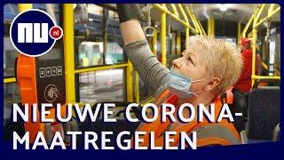 Zo veranderen de coronamaatregelen het sociale leven in Nederland