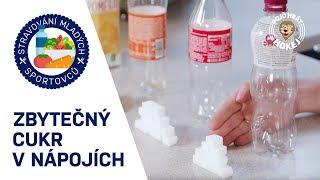 STRAVOVÁNÍ MLADÝCH SPORTOVCŮ: Zbytečný cukr v nápojích | Marie Skalská